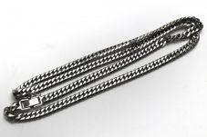 Pt850 6面W 喜平ネックレスを買取致しました。