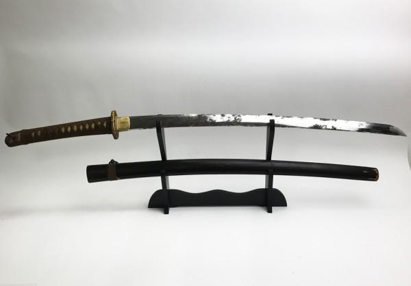 日本刀 軍刀 無銘 66.0cm を買取させて頂きました。