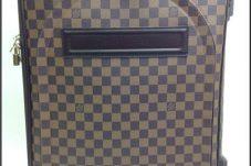 LOUIS VUITTON ルイヴィトン ダミエ エベヌ ペガス55 N23294 キャリーケース 旅行鞄 トラベルバッグ スーツケース 中古 買取致しました。