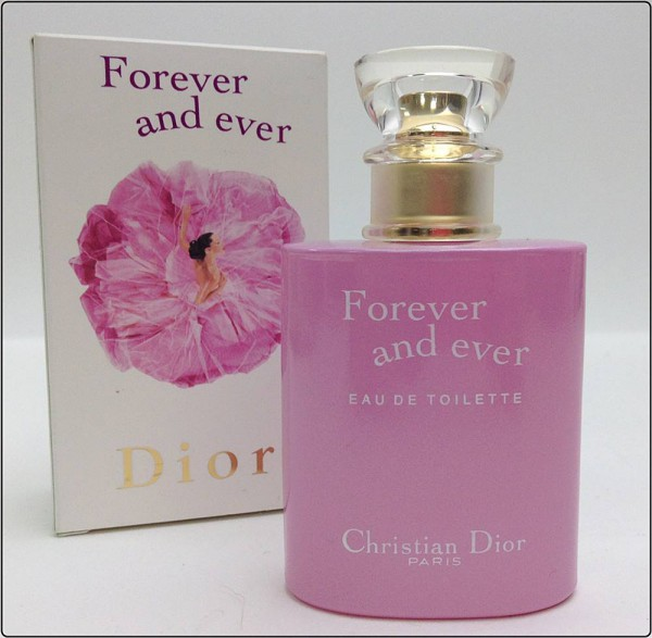 Christian Dior クリスチャン ディオール Forever and ever フォーエバー&エバー フォーエバーアンドエバー オードトワレ 50ml 中古買取致しました。