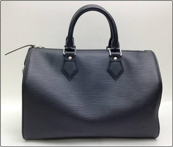 LOUIS VUITTON ルイヴィトン エピ スピーディ M59232 ノワール 黒 ブラック ハンドバッグ ミニボストン 鞄 ※中古 カパナ・保存袋付き買取致しました。