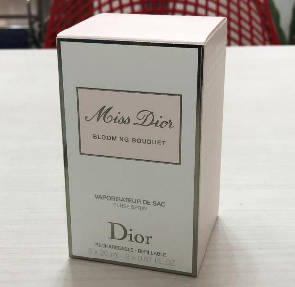 Dior ディオール Miss Dior ミスディオール ブルーミング ブーケ オードゥトワレ パーススプレー 20ml×3 新品買取致しました。