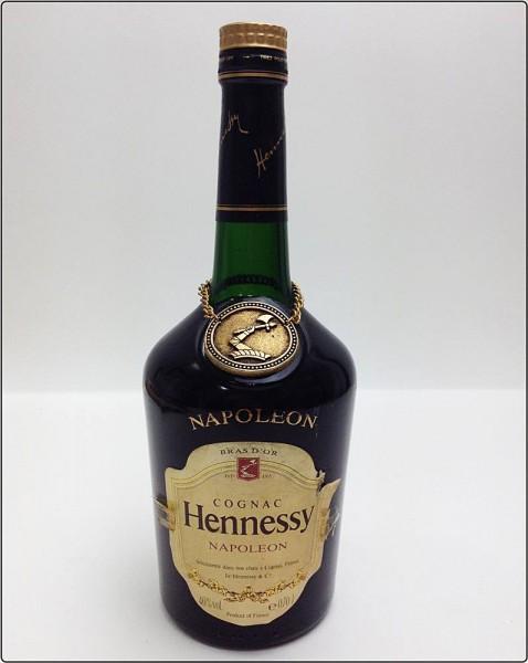 Hennessy ヘネシー NAPOLEON ナポレオン ブラスドール 金キャップ ゴールド ブランデー 700ml アルコール ※未開栓買取致しました。
