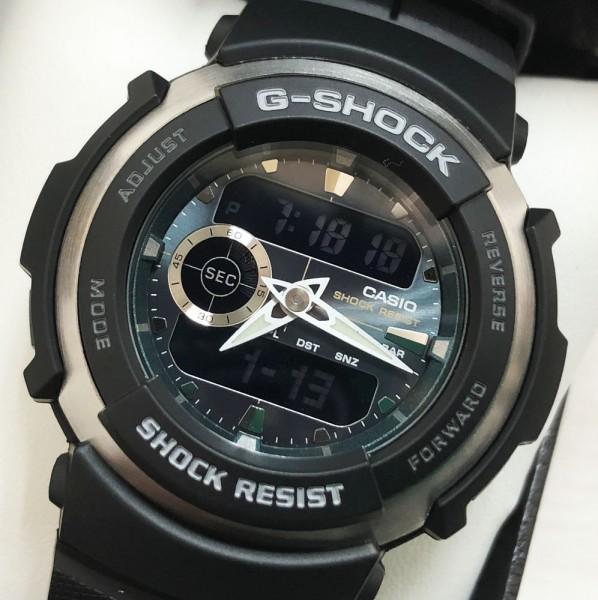 CASIO カシオ G-SHOCK G-300-3AJF G-SPIKE 定価12000円 腕時計 未使用品買取致しました。