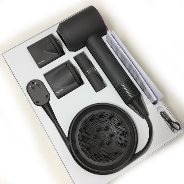 ダイソン Dyson ヘアードライヤー HD01 アイアン/フューシャ 買取致しました。