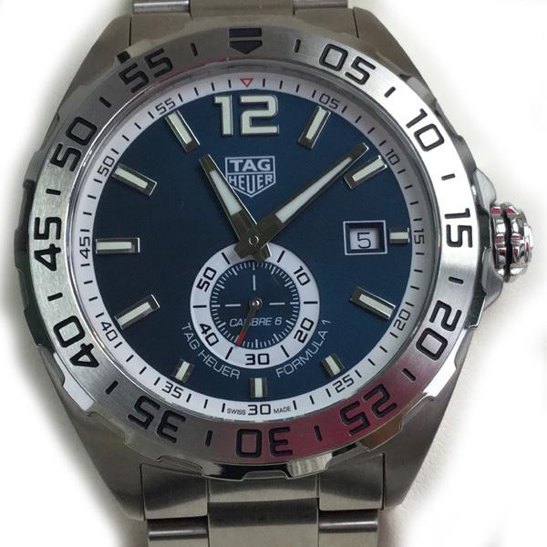 美品!タグ・ホイヤー TAG Heuer 腕時計 フォーミュラ1 WAZ2014 メンズ 腕周り約17.5cm 買取致しました。