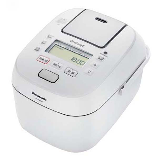 パナソニック 可変圧力IHジャー炊飯器 ホワイト SR-PW109-W 買取致しました。