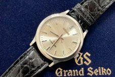 SEIKO セイコー Grand Seiko グランドセイコー 腕時計 SBGF015 8J55-0A10 買取致しました。