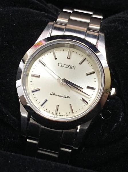 ザ・シチズン THE CITIZEN 腕時計 EB4000-51A クオーツエコドライブ買取致しました。