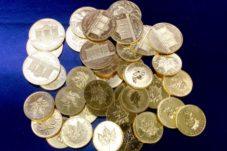 メイプルリーフ金貨 ウィーン金貨 買取致しました。