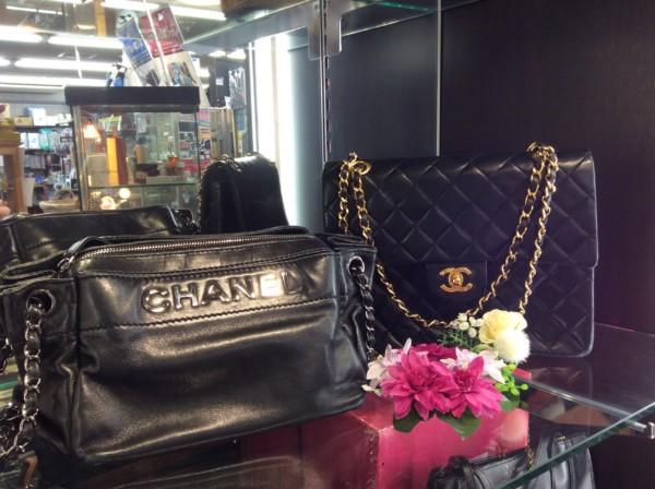 土岐市のお客様より シャネル チェーンショルダー バッグ買取いたしました。
