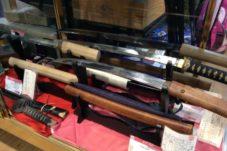 日本刀 脇差や短刀など買取致しました。