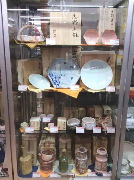 多治見市のお客様より 陶器 焼き物 買取致しました。