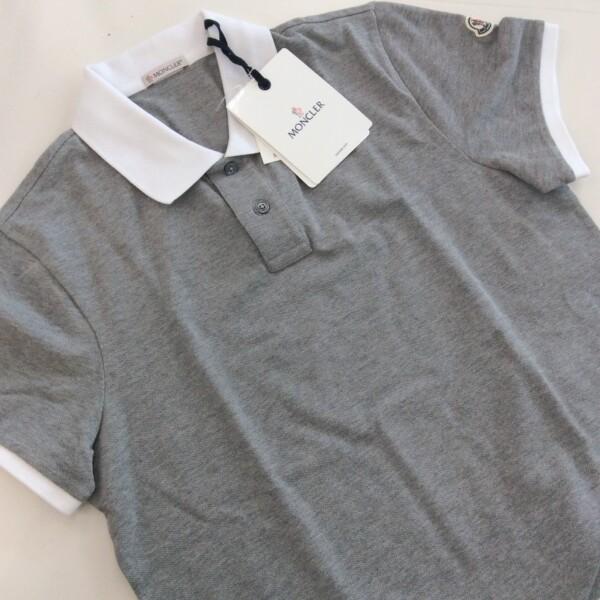 瀬戸市のお客様よりMONCLER モンクレール 半袖ポロシャツ 買取致しました。