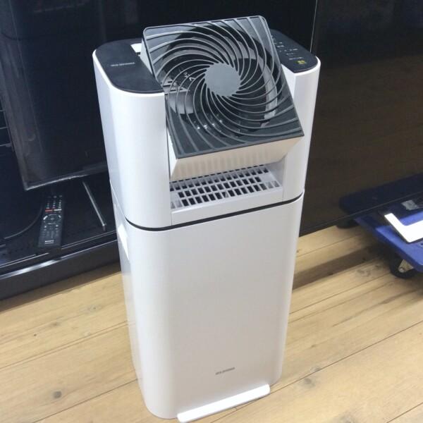 アイリスオーヤマ サーキュレーター 衣類乾燥除湿器 DDD-50E 買取致しました。