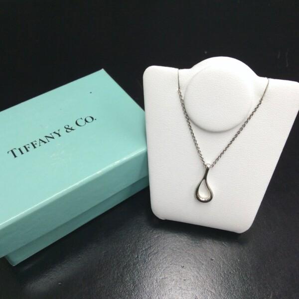TIFFANY & Co. ティファニー ネックレス オープンティアドロップ 買取致しました。