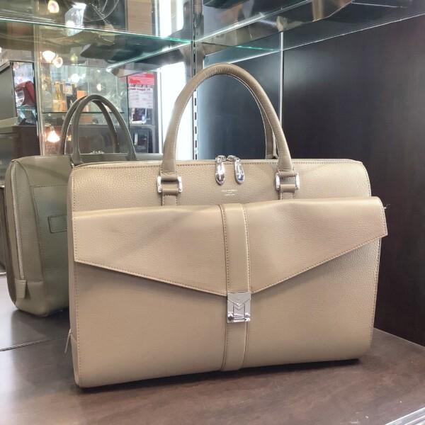 PELLE MORBIDA ペッレ モルビダ 干場義雅モデル ブリーフケース PMO-HMB002 ビジネスバッグ 買取致しました。