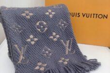 LOUIS VUITTON エシャルプ ロゴマニア シャイン M70467 マフラー 買取致しました。
