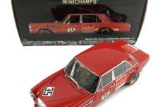 MINICHAMPS  MERCEDES-BENZ 300 SEL 6.8 Hockenheim 1971 H.Kelleners Metal:1:18 ミニカー買取致しました。